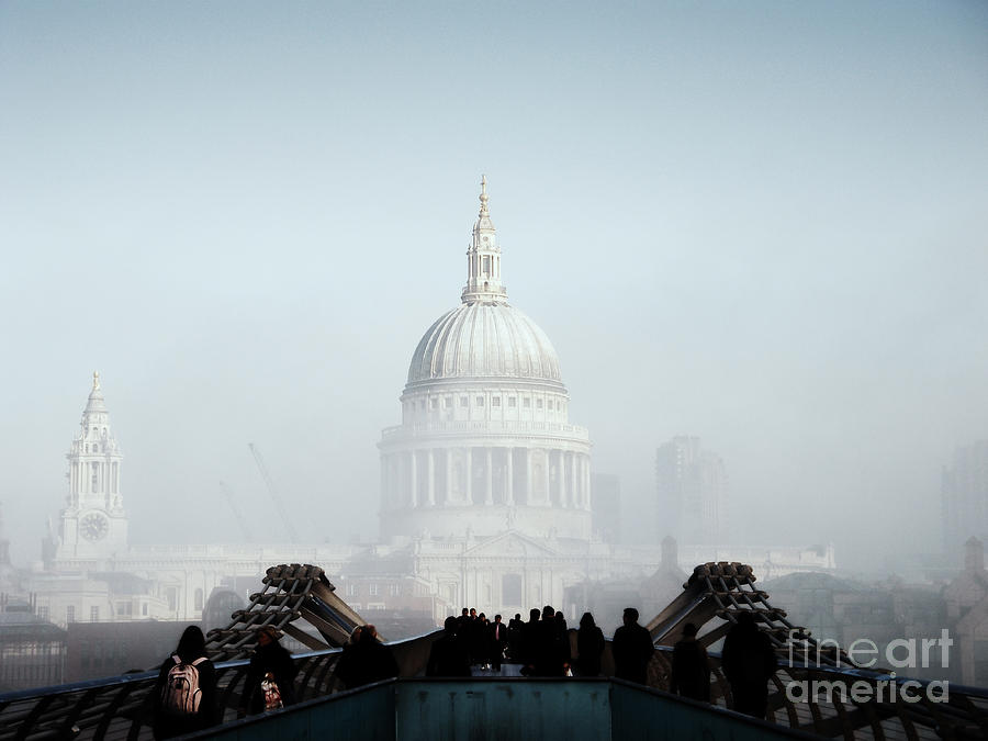 St Pauls Cathedral Photograph