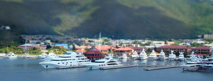 St. Thomas Us Virgin Islands Photograph