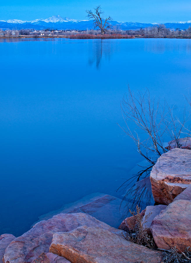 St. Vrain Dawn Photograph  - St. Vrain Dawn Fine Art Print