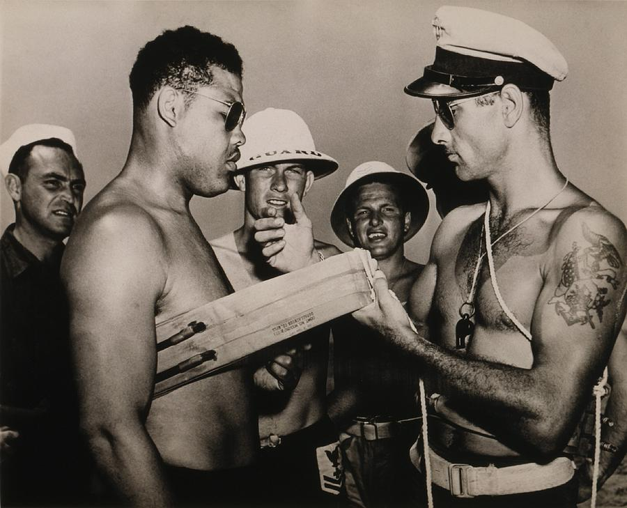 Staff Sergeant Joe Louis, World Photograph