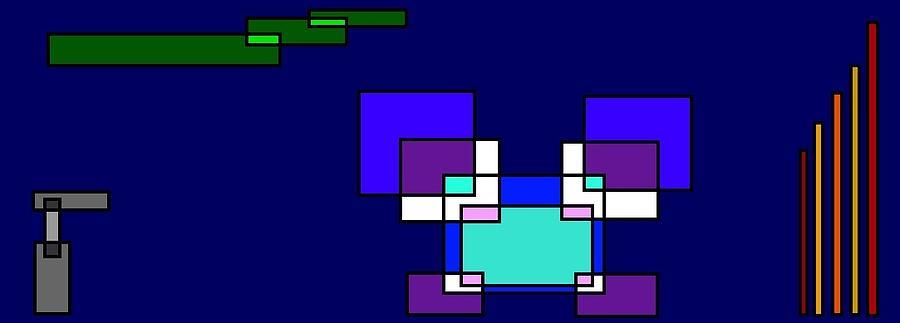 Stairway To Heaven Digital Art