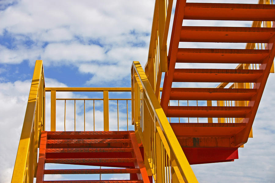 Stairway To Heaven Photograph
