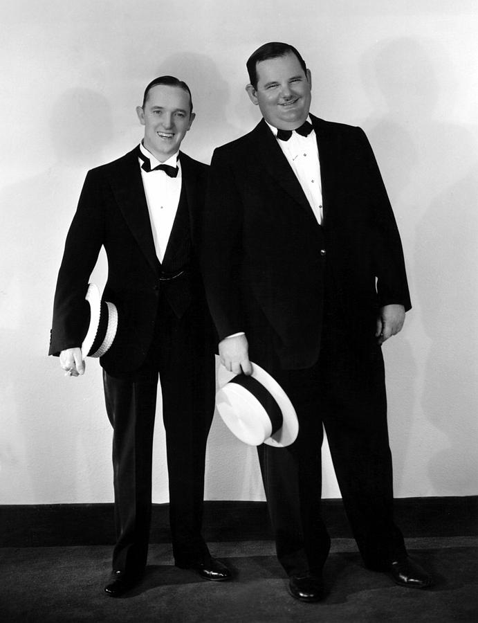 Stan Laurel, Oliver Hardy Laurel & Photograph  - Stan Laurel, Oliver Hardy Laurel & Fine Art Print