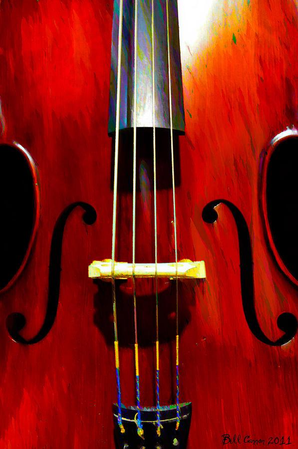 Stand Up Bass Photograph