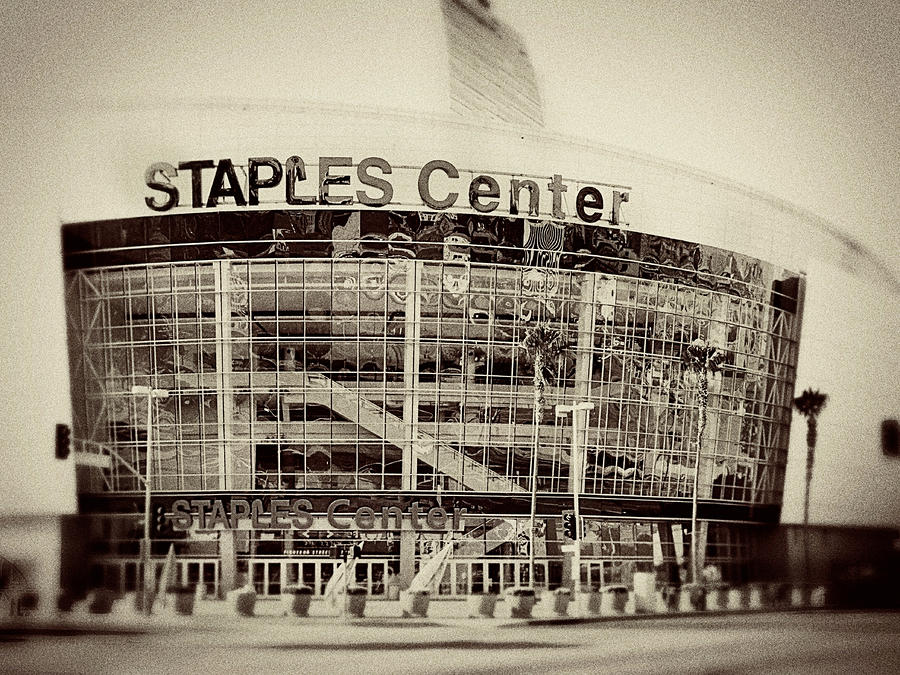 Staples Center Photograph