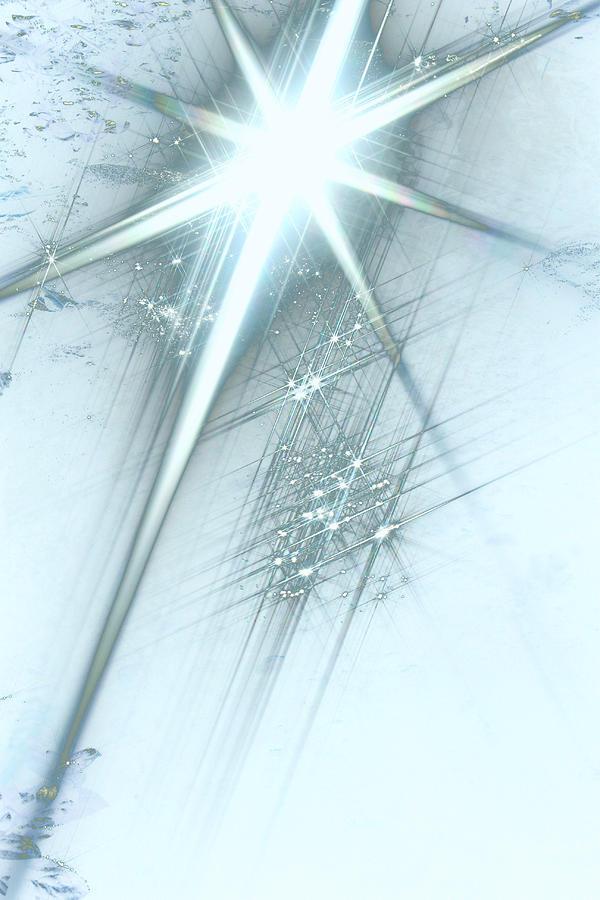 Star Of Wonder Digital Art