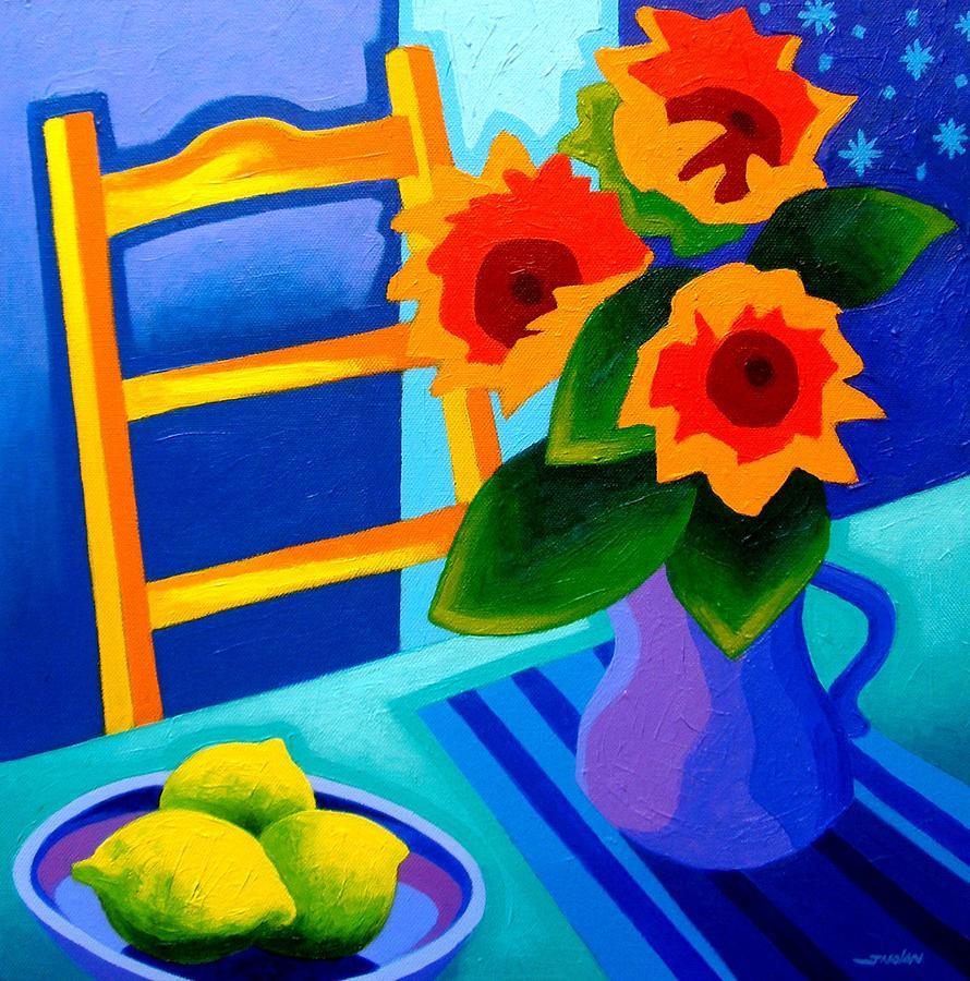 Starry Night   I  Painting