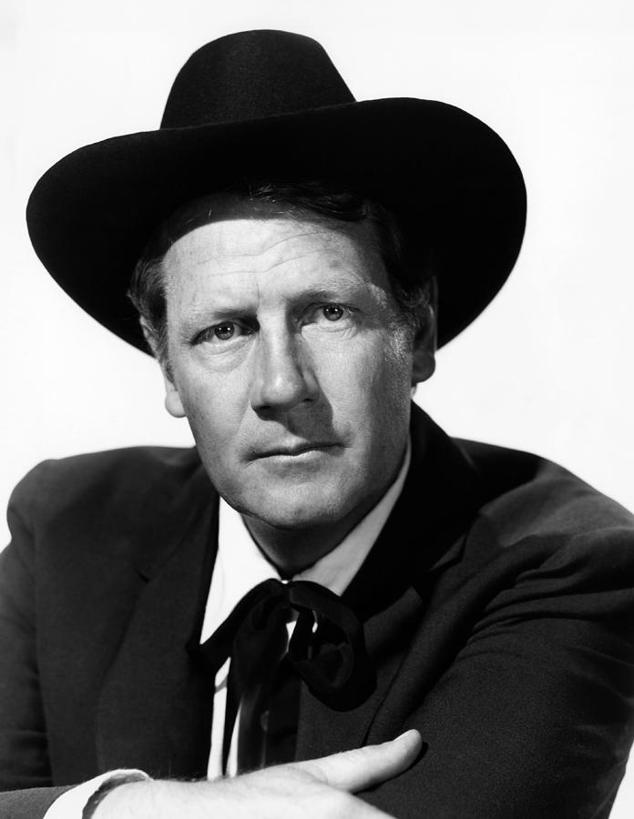 Stars In My Crown, Joel Mccrea, 1950 Photograph  - Stars In My Crown, Joel Mccrea, 1950 Fine Art Print