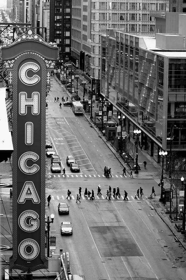 State Street Photograph
