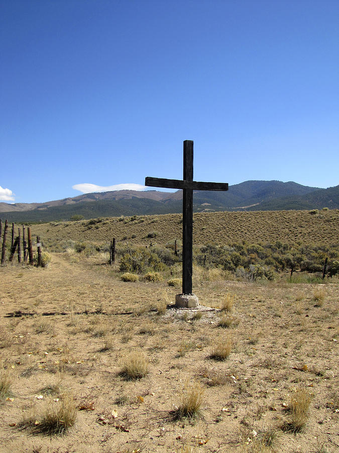 Stations Of The Cross  Photograph