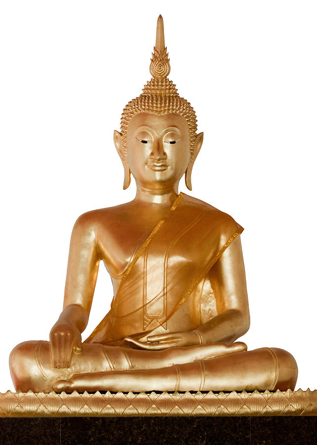 Statue Of Buddha Sculpture