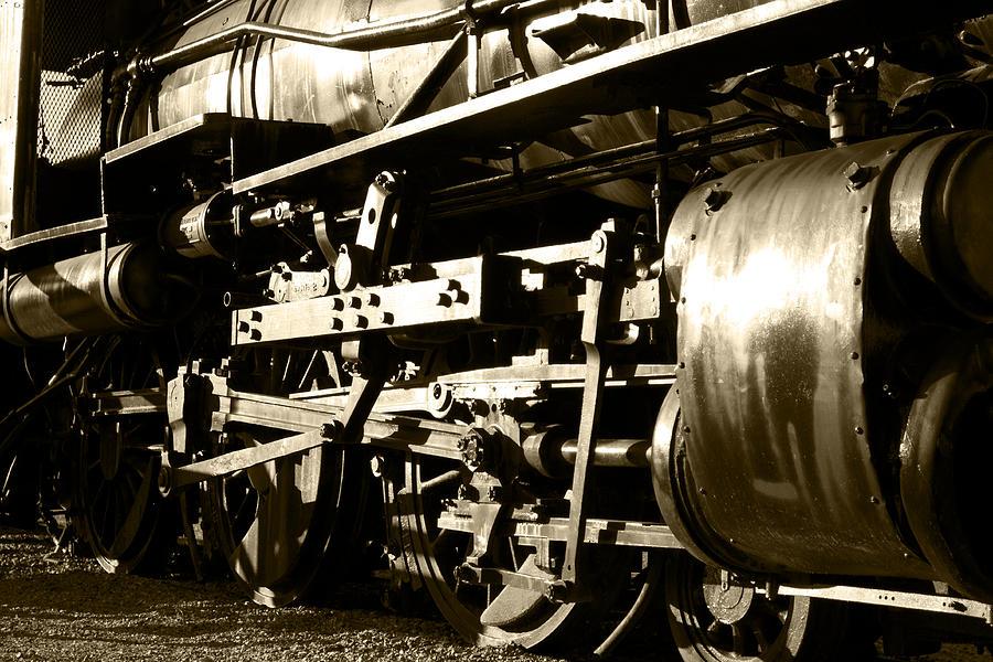 Steam Power II Photograph
