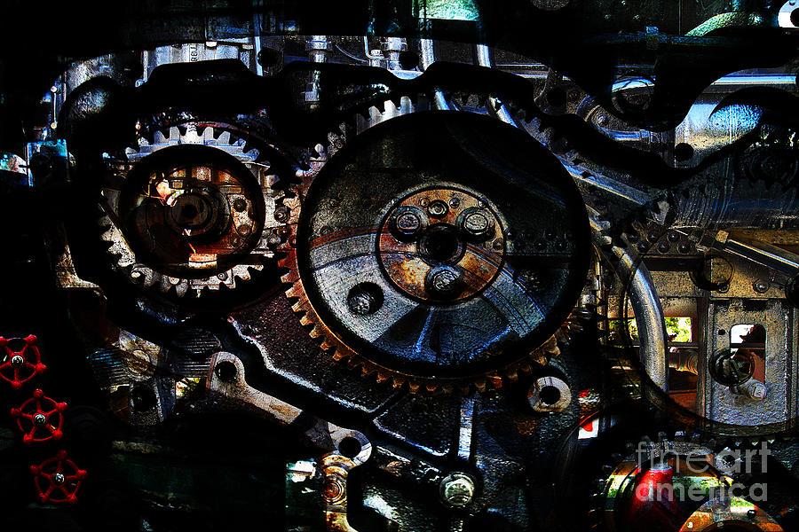 Steampunk Personal Decompression Chamber Model 39875da78803 Fully Accessorized Photograph
