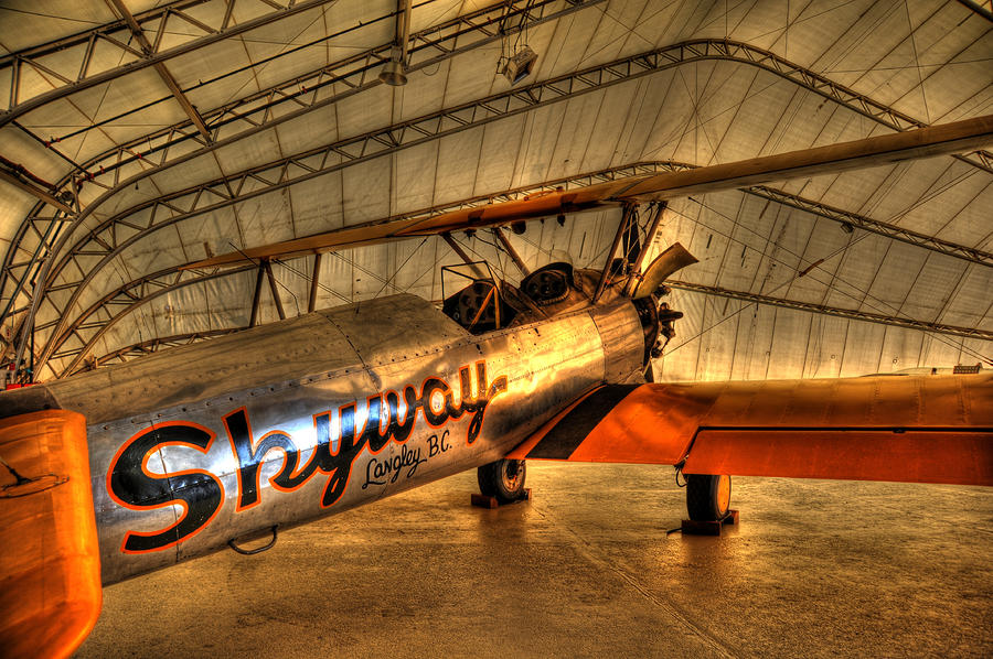 Stearman Photograph