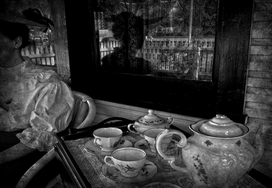 Steeped Tea Photograph