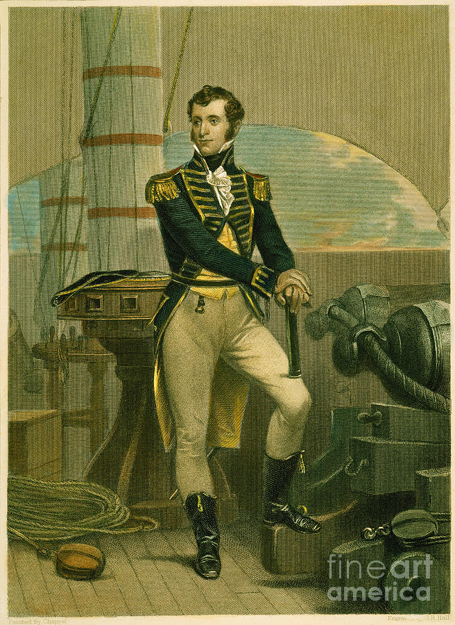 Stephen Decatur Photograph  - Stephen Decatur Fine Art Print