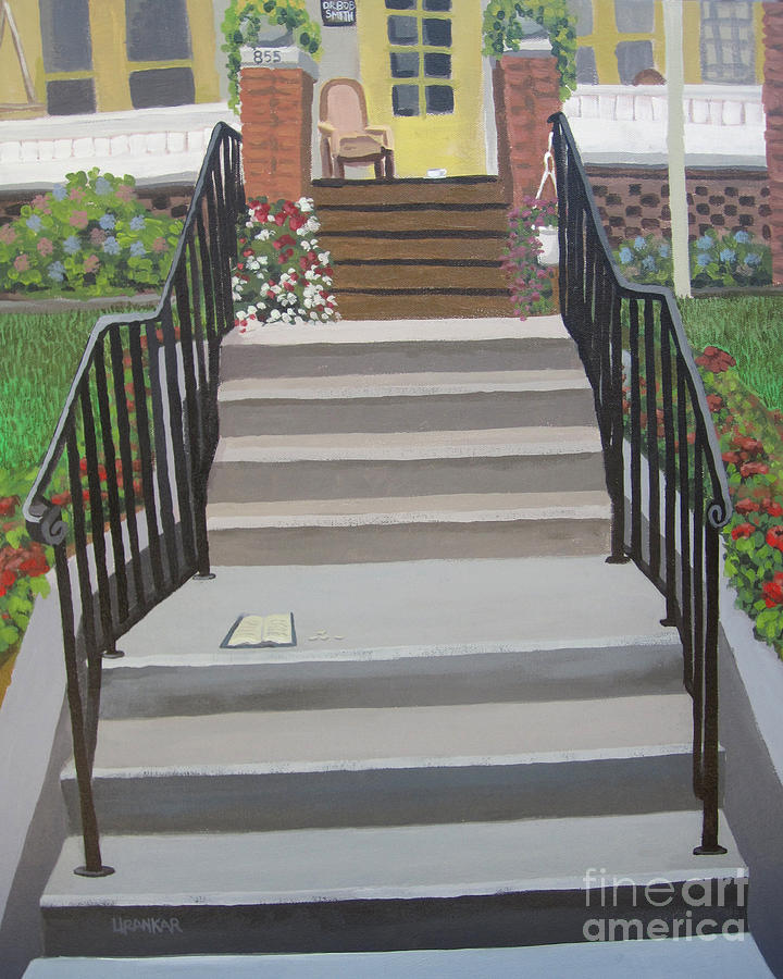 Steps To Recovery Painting