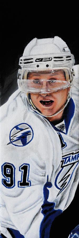 Steven Stamkos Painting