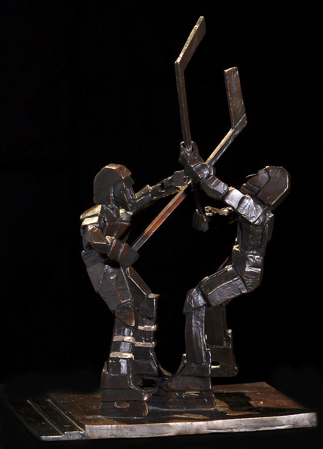 Stick Dance Sculpture