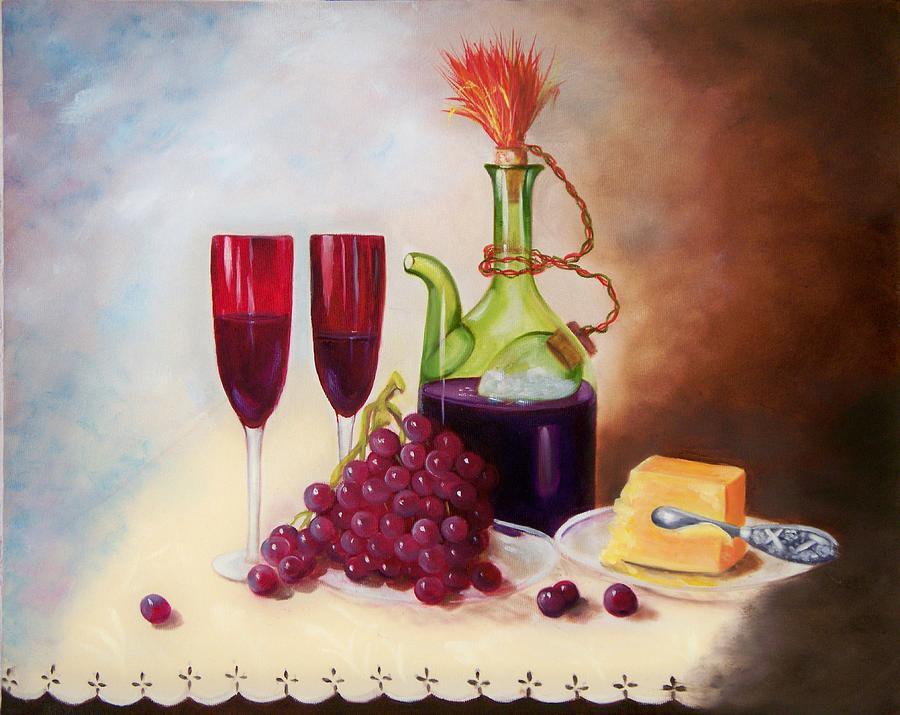 Still Life 5 Painting