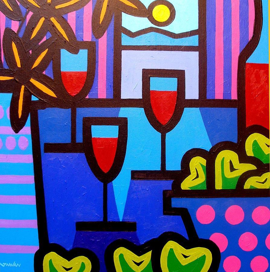 Still Life At Window  Painting