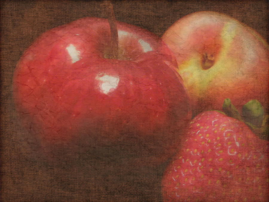 Cindy Photograph - Still Life Fruit by Cindy Wright