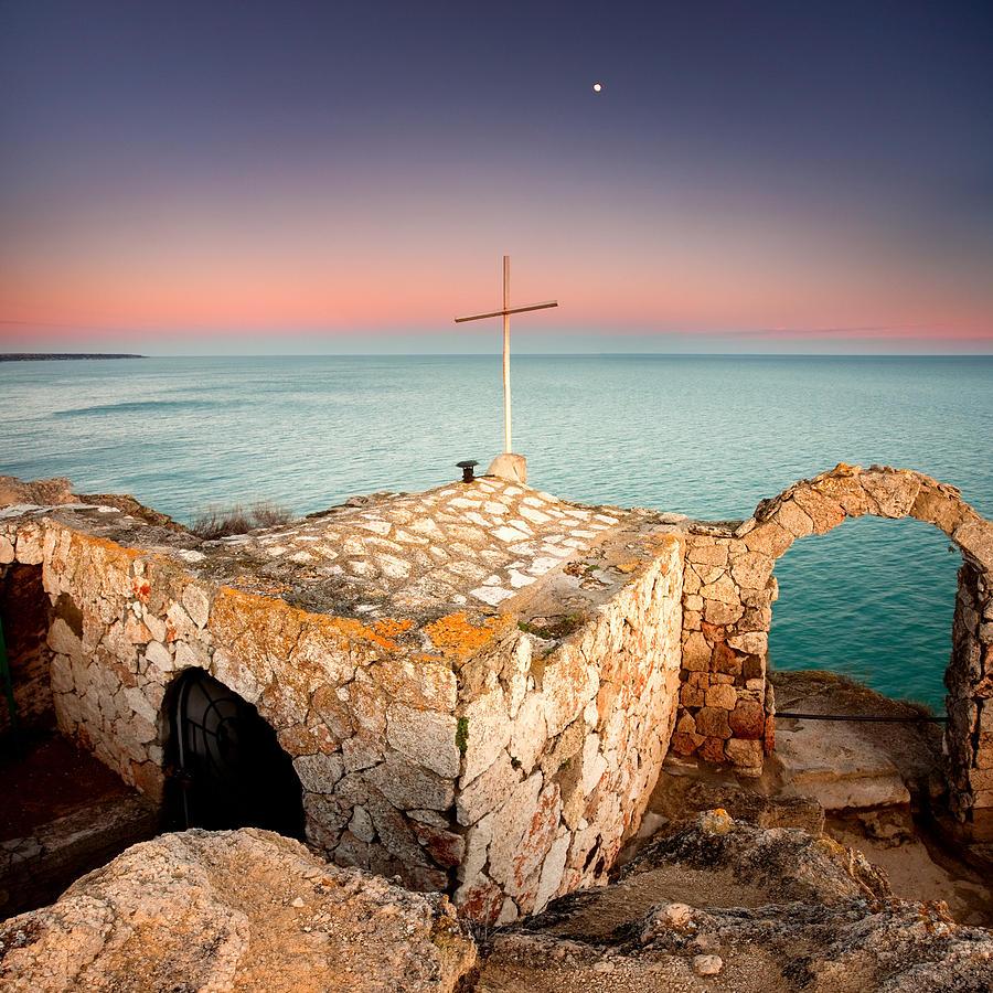 Stone Chapel Photograph