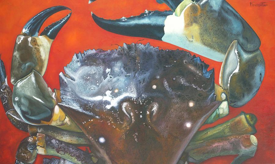 Stone Crab  Painting