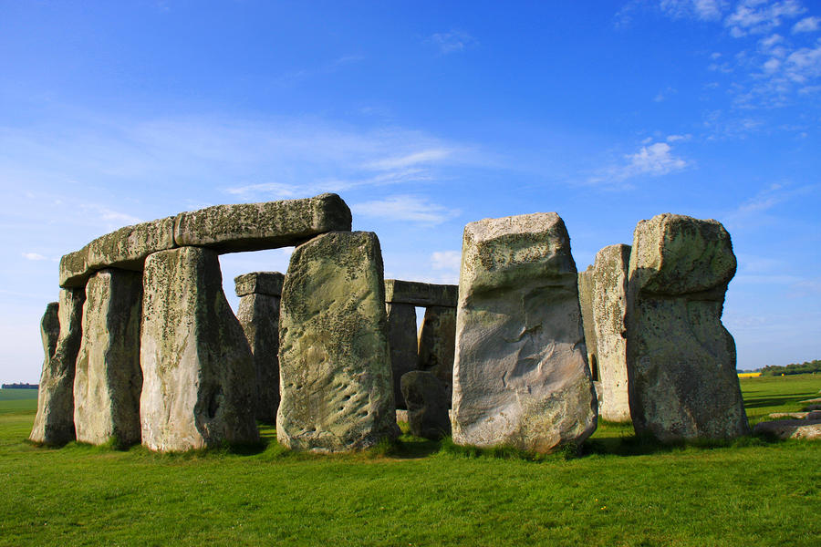 Stonehenge No 1 Photograph