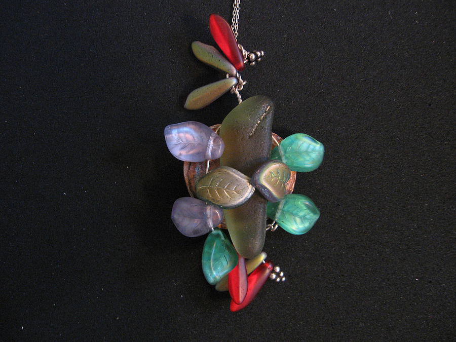 Stones And Leaves Jewelry