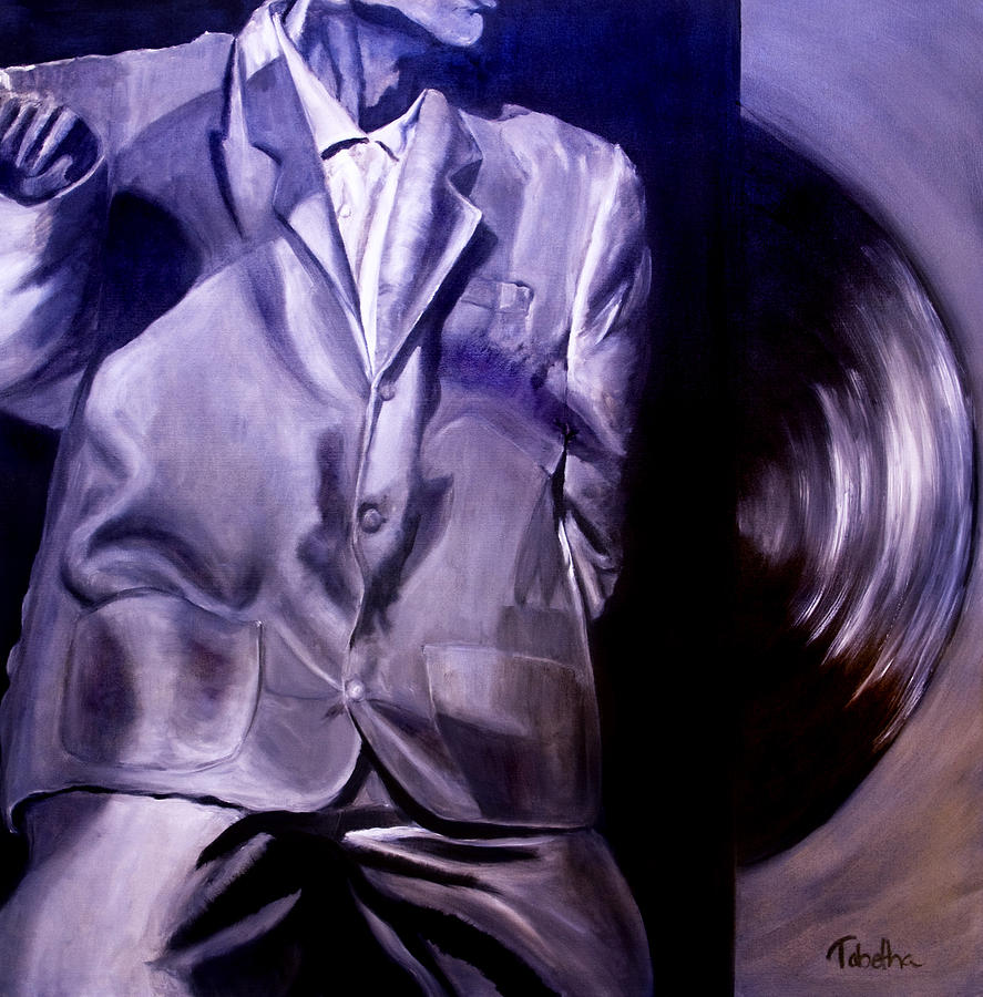 Stop Making Sense Painting