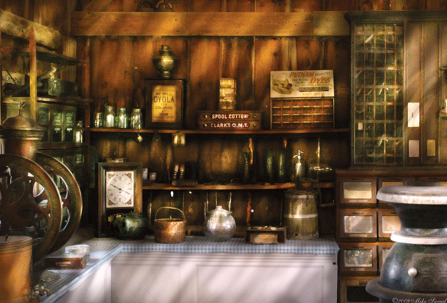 Store -  The General Store  Photograph  - Store -  The General Store  Fine Art Print