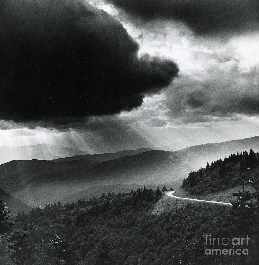 Storm Cloud Photograph
