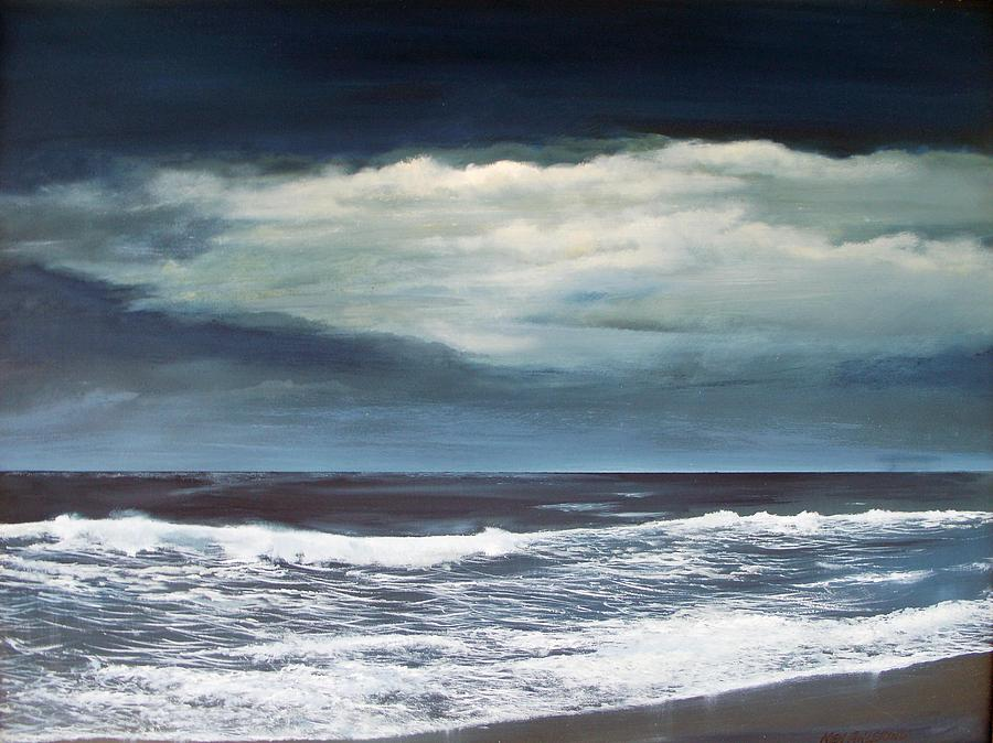 Storms Never Last Painting  - Storms Never Last Fine Art Print