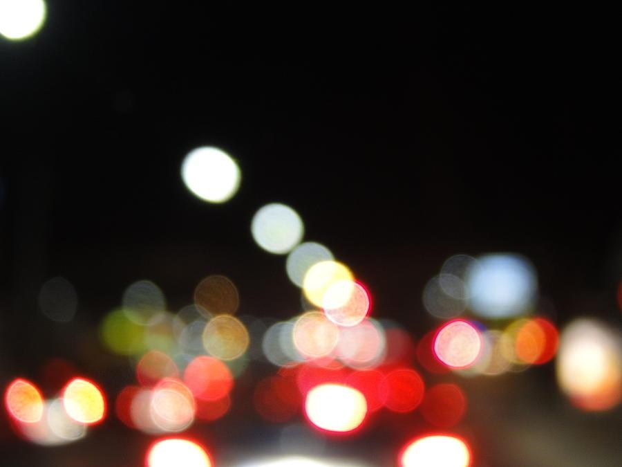 street light bokeh - photo #6