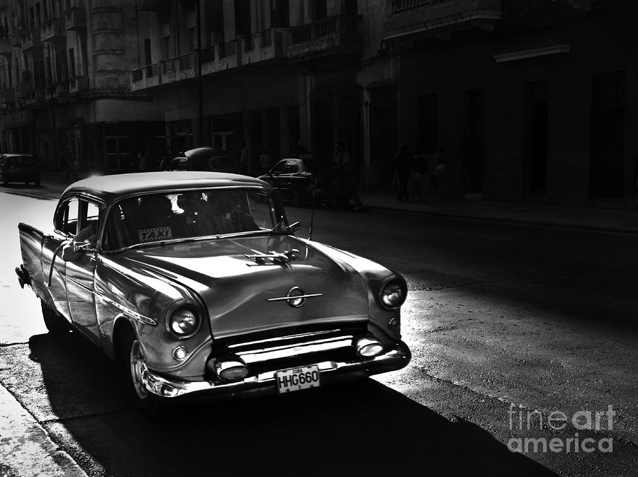Streets Of Cuba 1 Photograph