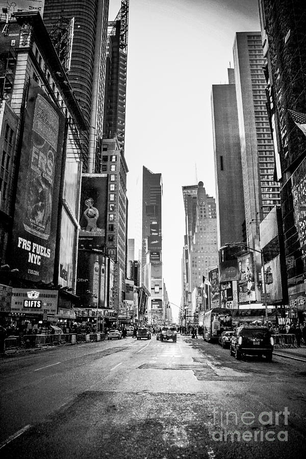 Streets Of Ny Photograph
