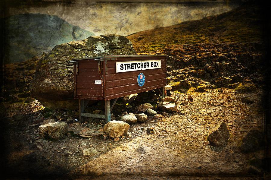 Stretcher Box Photograph