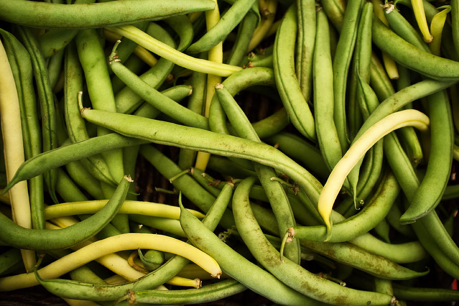 String Beans Photograph