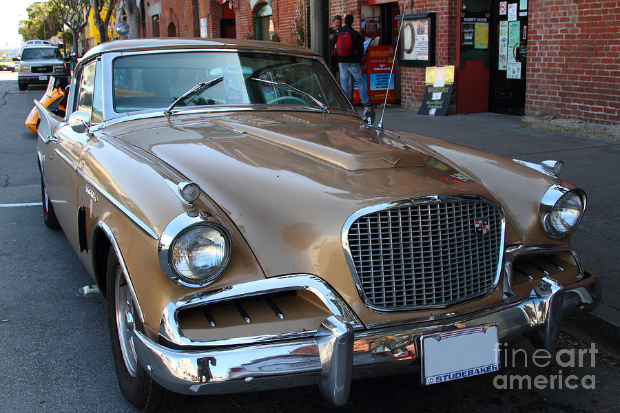 Studebaker Golden Hawk . 7d14179 Photograph