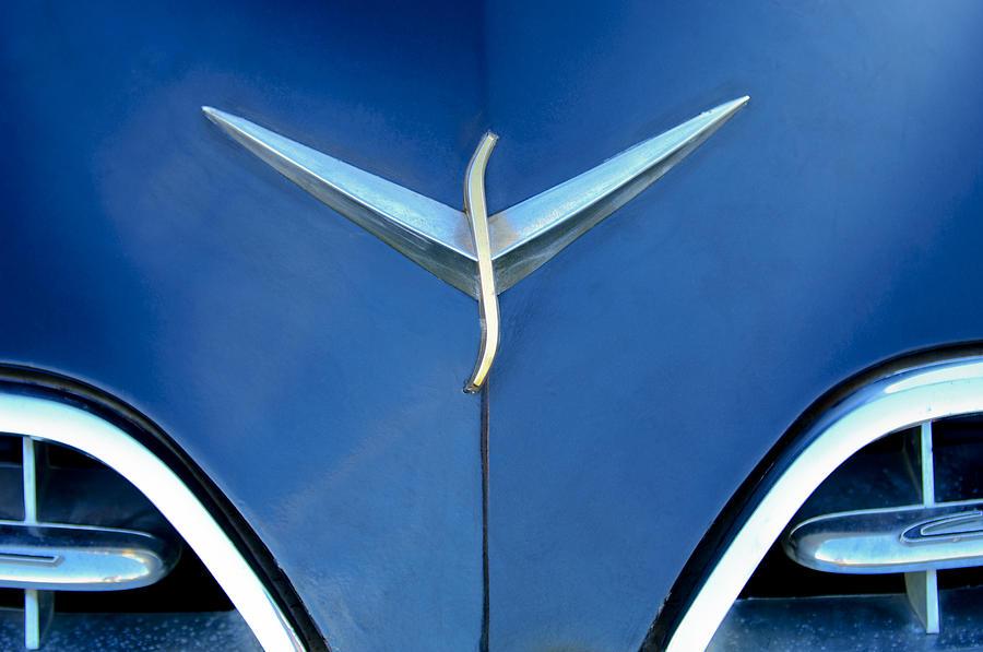 Studebaker Hood Emblem Photograph