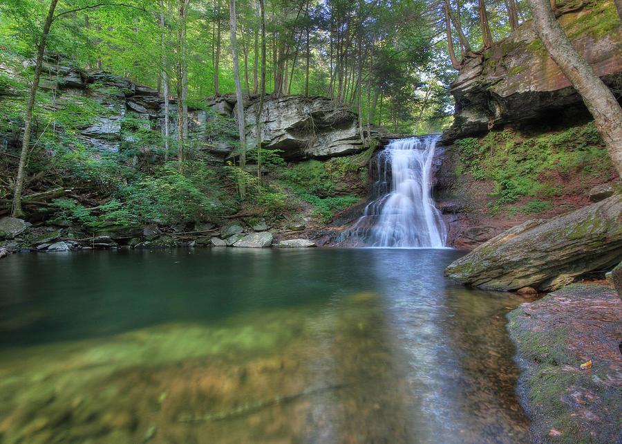 Sullivan Falls Photograph