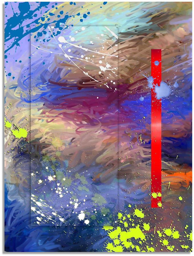 Summer Harvest Digital Art
