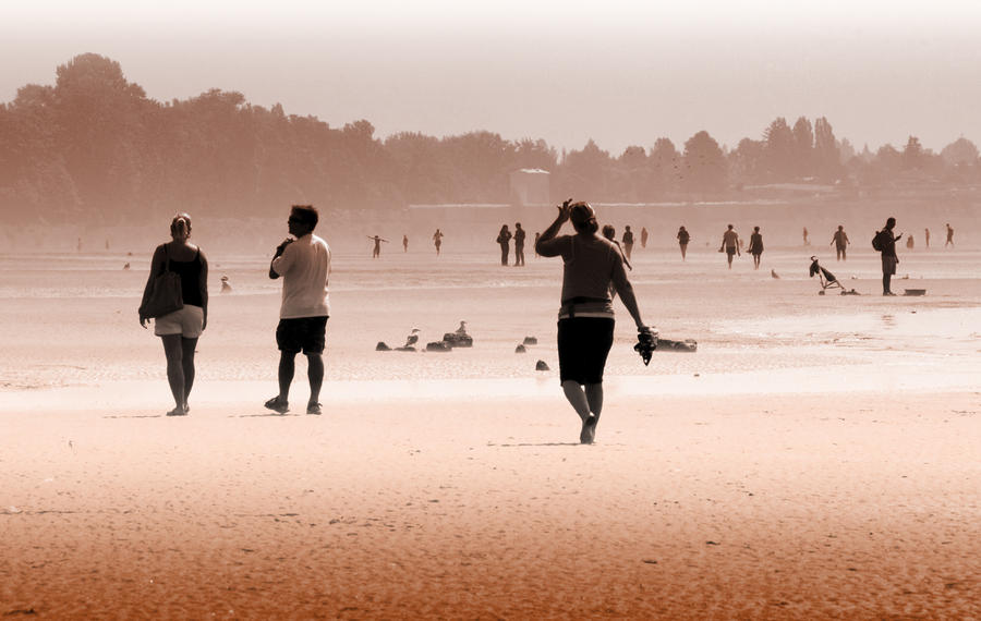 Summer Haze Photograph