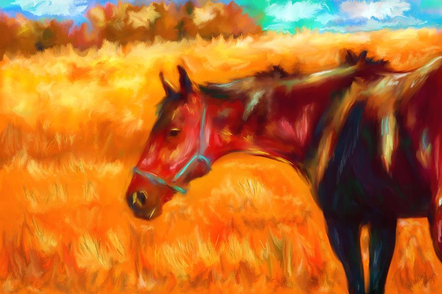 Summer Heat Painting