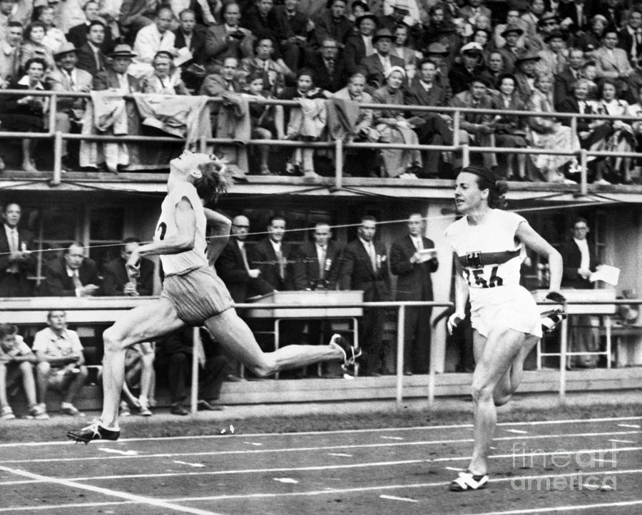 Summer Olympics, 1952 Photograph