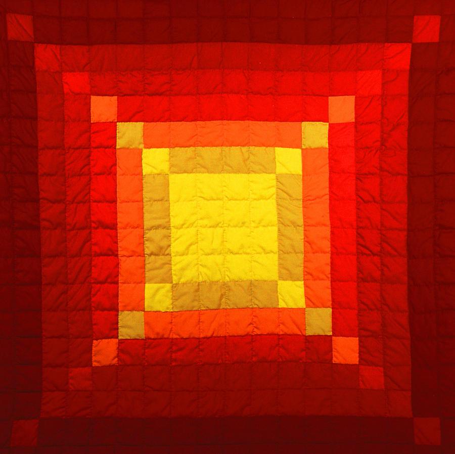 Sun Burst Tapestry - Textile