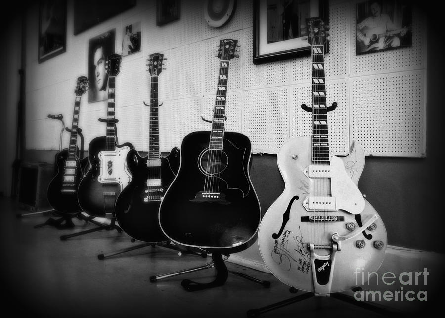 Sun Studio Classics 2 Photograph  - Sun Studio Classics 2 Fine Art Print