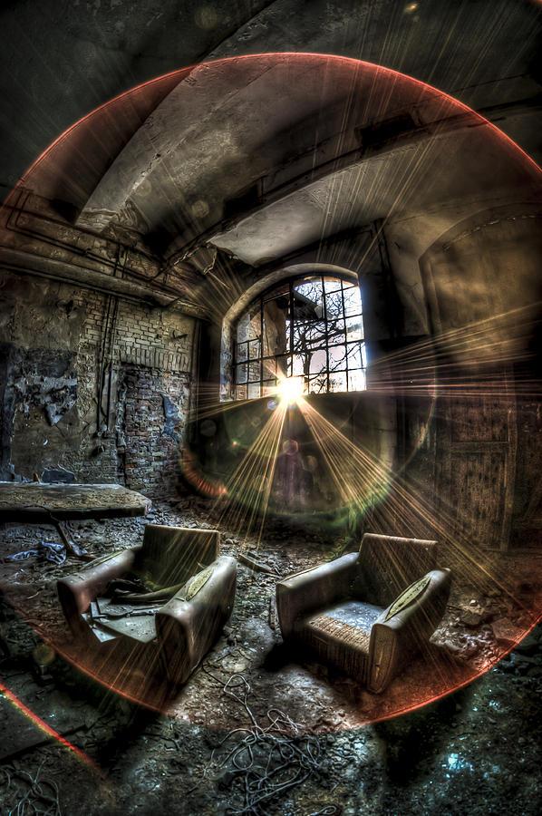 Sunburst Sofas Photograph