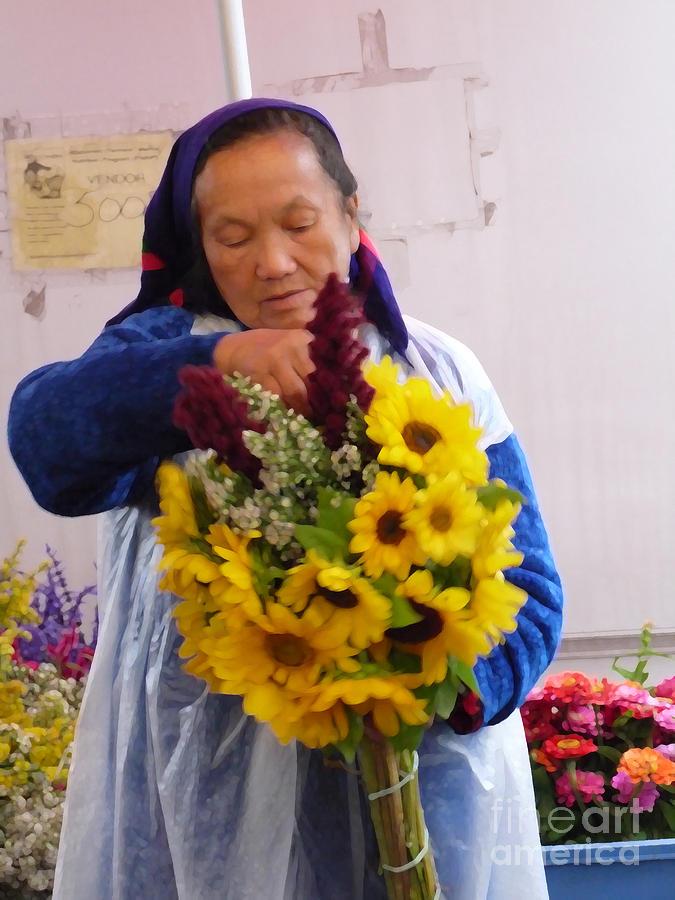 Sunny Bouquet Photograph